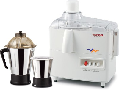Tefon Power 500 W Juicer Mixer Grinder