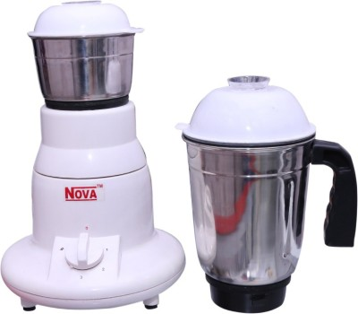 Nova-Glory-550-W-Juicer-Mixer-Grinder-(2-Jars)
