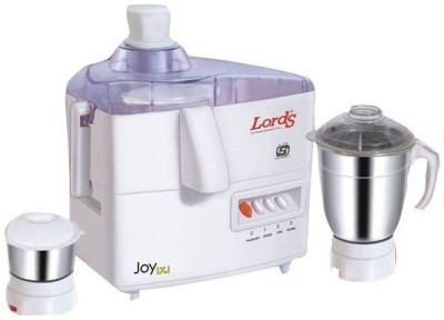 Lords Joy 450 W Juicer Mixer Grinder