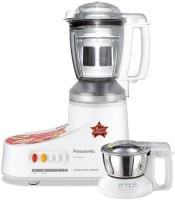 Panasonic ac250 500 W Juicer Mixer Grinder(White and grey, 2 Jars)