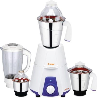 Orange-Merita-550W-Mixer-Grinder-(4-Jars)