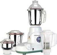 ORANGE Elegent 750 W Mixer Grinder(Multicolor, 4 Jars)