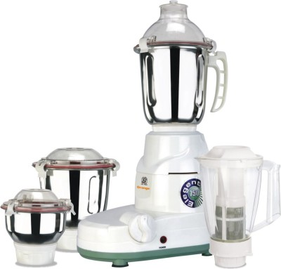 Orange-Elegent-750W-Mixer-Grinder-(4-Jars)