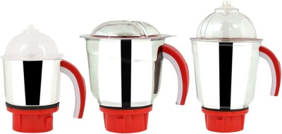 speedway Set of 3 Jars AC105 Mixer Juicer Jar(1000 ml)