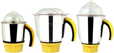 Celebration Set of 3 Jars AC80 Mixer Juicer Jar(1000 ml)