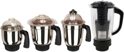 First Choice Set of 4 Jars AC84 Mixer Juicer Jar(1000 ml)