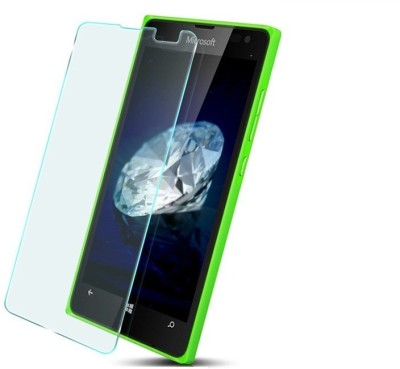 BrainBell CURVE TEMPERED GLASS-41 Tempered Glass for Nokia Lumia 532