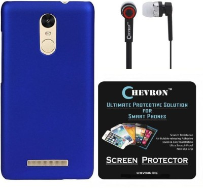 Chevron Cover Accessory Combo for Xiaomi RedMi Note 3