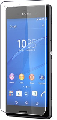 BrainBell CURVE TEMPERED GLASS-61 Tempered Glass for Sony Experia M
