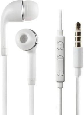 Casreen 1100877 Premium Sound Earphone / Handsfree Stereo Dynamic Headphone Wired Headphones