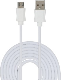 Cion Data/Sync cable for samsng galxy J5 USB Cable(White)
