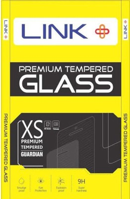 Link+ Tempered Glass Guard for HTC One