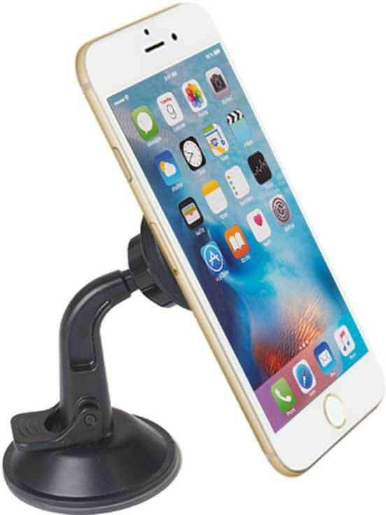 Stuffcool Magnetic Mount for upto 5.5 Smartphone Mobile Holder