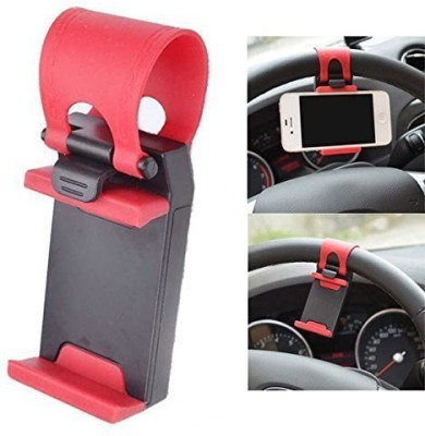 Akshaj Car Mobile Holder for Steering