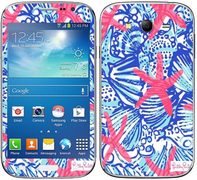 Theskinmantra Star Fish Neo Samsung Galaxy Grand Neo, Samsung Galaxy Grand Lite Mobile Skin Multicolor  available at Flipkart for Rs.299
