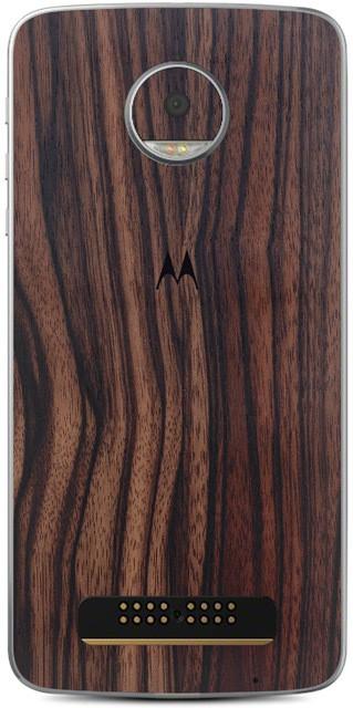 SKINNOVA 1 Motorola Moto Z Play Mobile Skin(Multicolor)