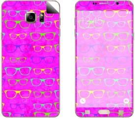 Skintice SKIN56567 Samsung Galaxy Note5 Mobile Skin(Pink)