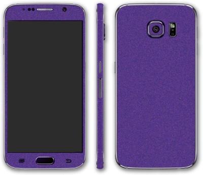 STICK_ME SHIMMER SAMSUNG GALAXY S6 Mobile Skin(Purple)