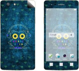 Skintice SKIN54802 OPPO Neo 7 Mobile Skin(blue)