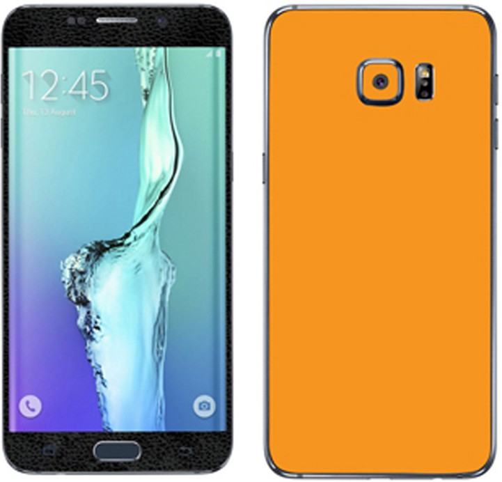 Robobull RB516 Galaxy S6 Edge+ Mobile Skin(SOLID ORANGE)