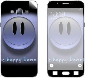 Skintice SKIN56023 Samsung Galaxy A8 Mobile Skin(Multicolor)