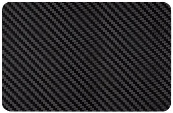 SKIN4GADGETS Black Carbon Fiber Texture Laptop Skin for DELL XPS 13 ULTRABOOK DELL XPS 13 ULTRABOOK Mobile Skin(Multicolor) Image