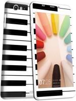 Skintice 83 - Gionee Elife E6 Gionee Elife E6 Mobile Skin(Multicolor)
