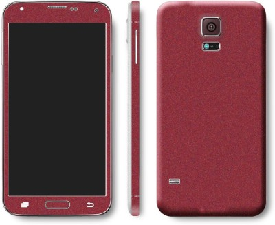 STICK_ME SHIMMER SAMSUNG GALAXY S5 Mobile Skin(Red)