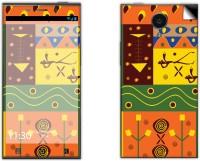 Skintice SKIN4240 - Gionee Elife E7 Gionee Elife E7 Mobile Skin(Multicolor)