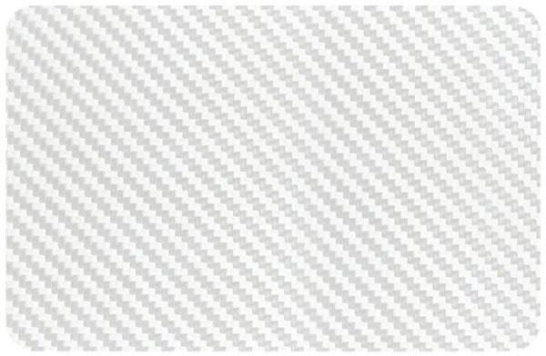 SKIN4GADGETS White Carbon Fiber Texture Laptop Skin for DELL XPS 13 ULTRABOOK DELL XPS 13 ULTRABOOK Mobile Skin(Multicolor) Image