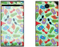 Skintice SKIN4245 - Gionee Elife E7 Gionee Elife E7 Mobile Skin(Multicolor)