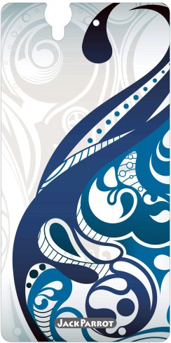 Jack Parrot Zho Sticker 00701 Sony Xperia Z Mobile Skin(Multicolor)