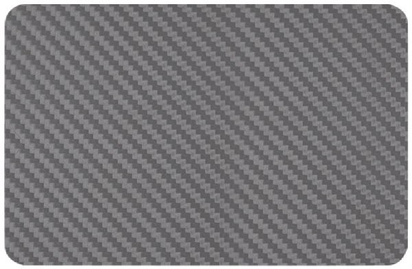 SKIN4GADGETS Silver Carbon Fiber Texture Laptop Skin for DELL XPS 13 ULTRABOOK DELL XPS 13 ULTRABOOK Mobile Skin(Multicolor) Image
