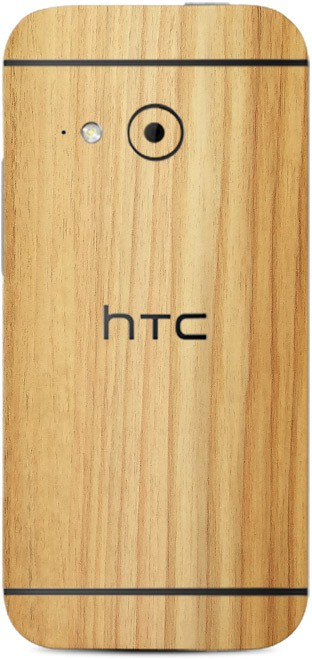 Skinnova Htc Mini 2 Bmwd HTC One Mini 2 Mobile Skin(Brown)