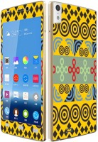 Skintice 122 - Gionee Elife S5.5 Gionee Elife S5.5 Mobile Skin(Multicolor)
