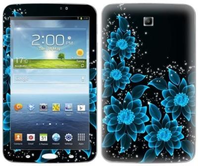 TopSkin Skin for Samsung Galaxy Tab 3 TS-8018 Samsung Galaxy TAB 3 Mobile Skin (Multicolor)