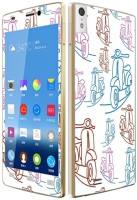 Skintice 86 - Gionee Elife S5.5 Gionee Elife S5.5 Mobile Skin(Multicolor)