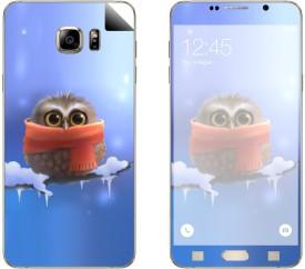 Skintice SKIN56951 Samsung Galaxy Note5 Mobile Skin(Blue)