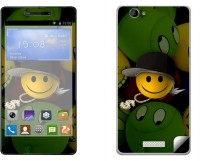 Skintice SKIN1074 - Gionee M2 Gionee M2 Mobile Skin