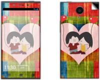 Skintice SKIN4239 - Gionee Elife E7 Gionee Elife E7 Mobile Skin(Multicolor)