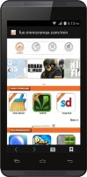 Micromax Canvas Fire 4 (Cosmic Grey 8 GB)(1 GB RAM)