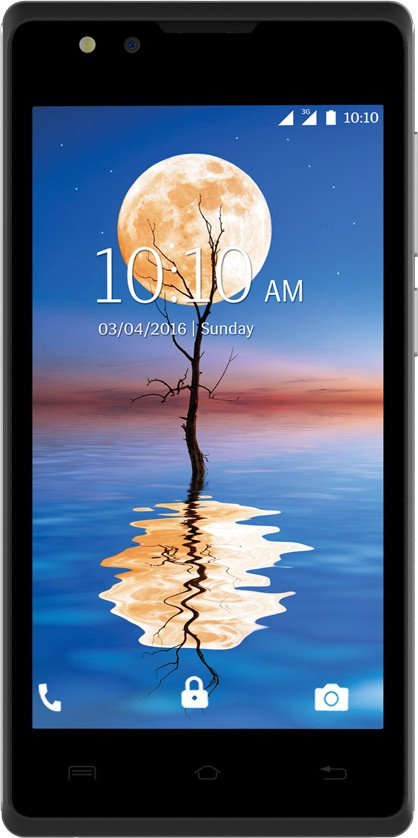 Lava A59 (Black, 4 GB)(512 MB RAM)
