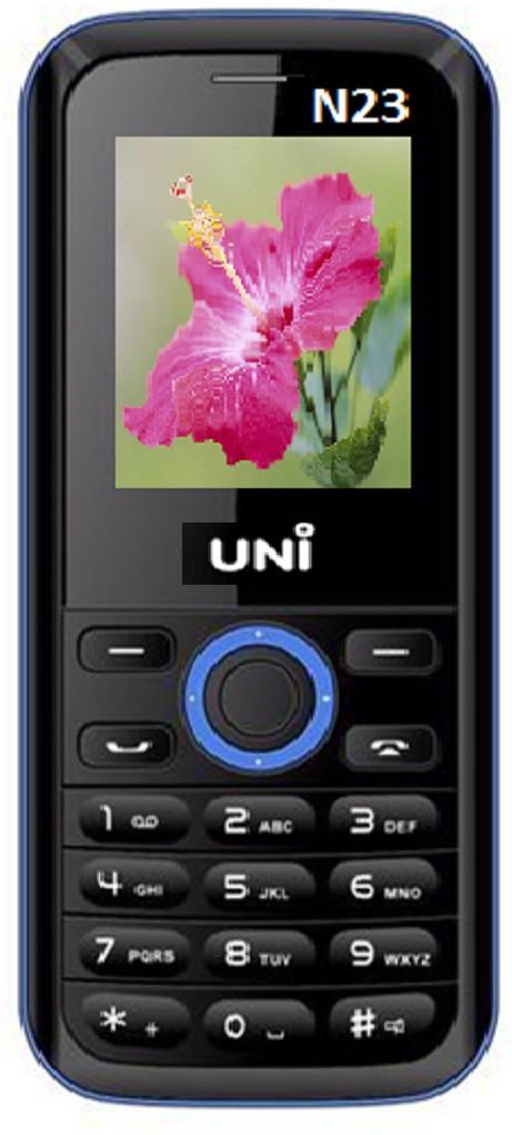 UNI N23(Black & Blue)