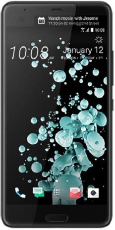 View HTC U Ultra (Brilliant Black, 64 GB)(4 GB RAM) Mobile Price Online(HTC)