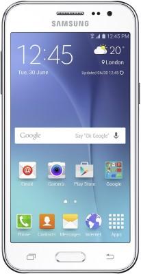Samsung Galaxy J2 (White, 8 GB)(1 GB RAM) image
