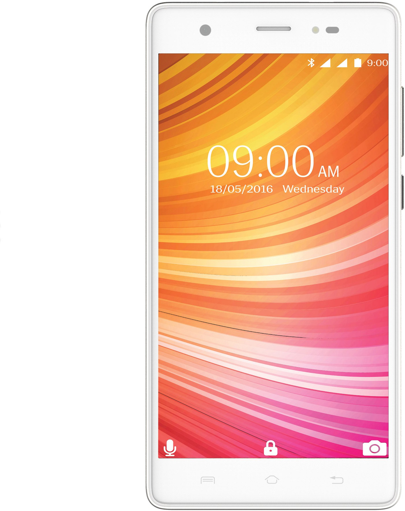 Lava P7+ (White Gold, 8 GB)(1 GB RAM)