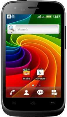 Micromax Bolt A62 (Black, 202 MB)(256 MB RAM) at flipkart