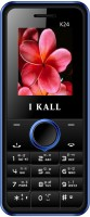 I Kall K24 with Leather Cover(Blue)