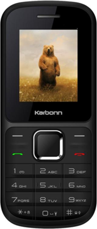 Karbonn K110i(Black)