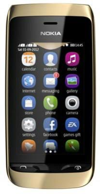 Nokia ASHA 308 (64MB RAM, 128MB)
